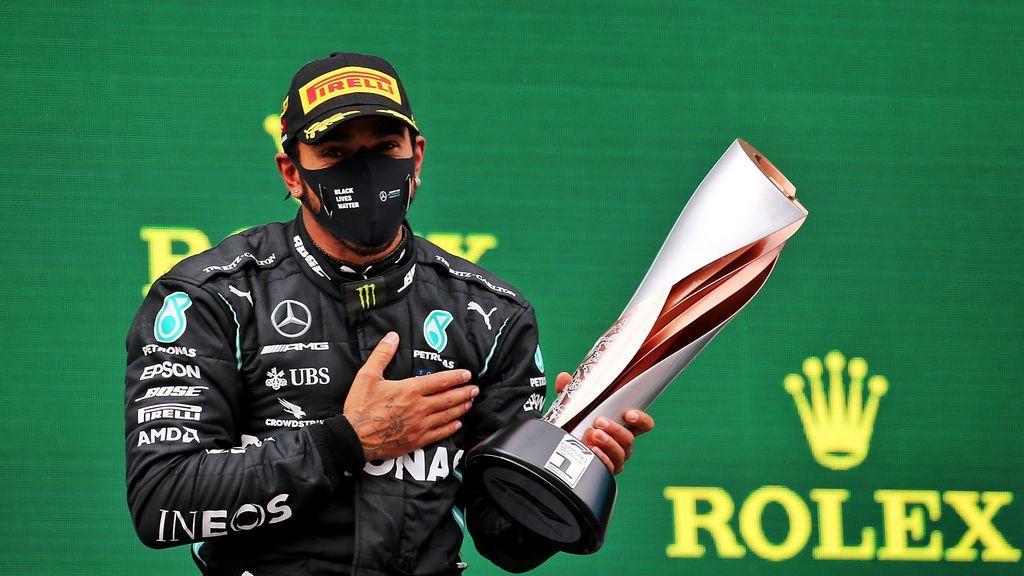 Lewis Hamilton renueva con Mercedes y seguirá en la Fórmula 1: así es su estratosférico contrato