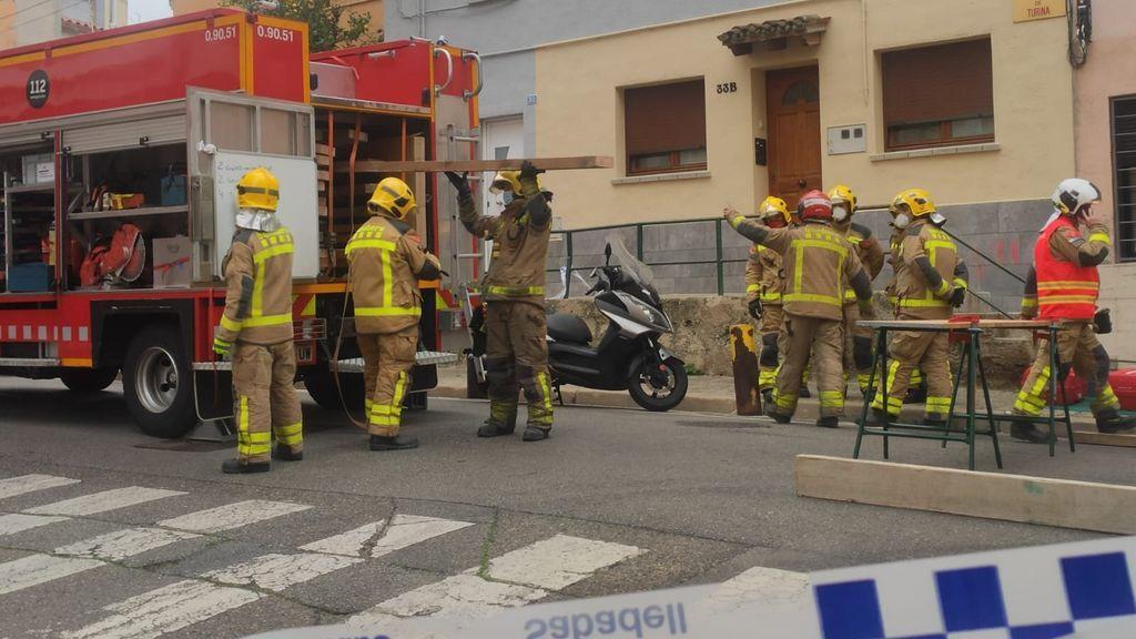 El hombre fallecido tras caerle el techo encima en Sabadell pidió al propietario que lo arreglara tras los temporales