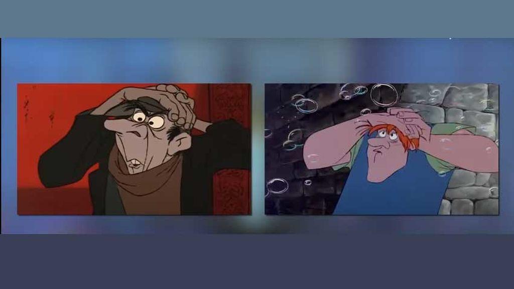 101 dálmatas (1961) vs. La espada en la piedra (1963)