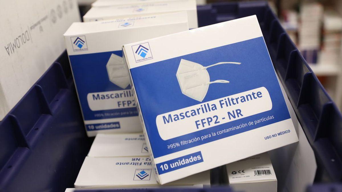 Los médicos de preventiva no aconsejan el uso obligatorio de mascarillas FFP2