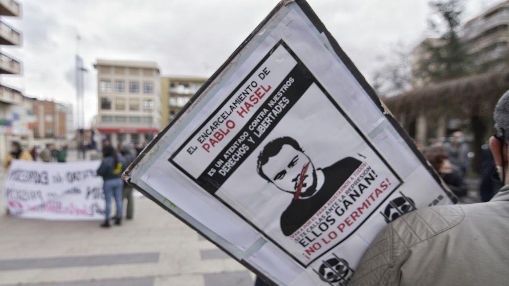 """El Gobierno despenalizará """"los excesos de la libertad de expresión"""" por los que irán a la cárcel a raperos como Hasel o Valtonyc"""