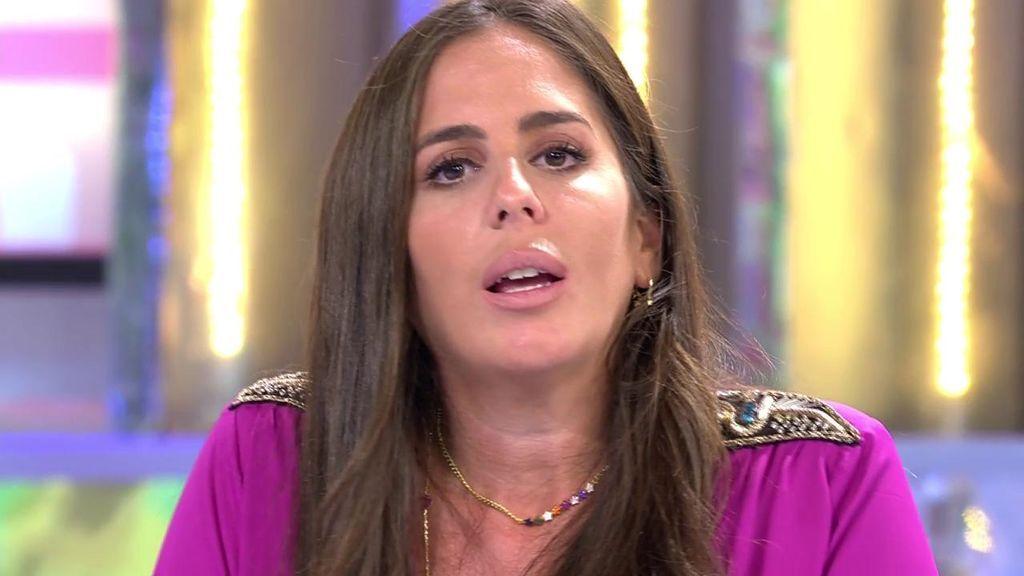 Anabel 'brota' contra las Mellis que la acusan de no ayudar a su primo