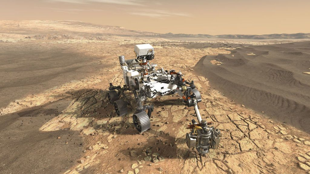 Marte estrena su año 36º por todo lo alto: en los próximos 10 días llegarán al planeta rojo tres misiones distintas
