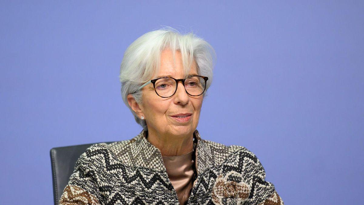 Lagarde subraya que las políticas monetaria y fiscal siguen siendo necesarias ante la incertidumbre de 2021