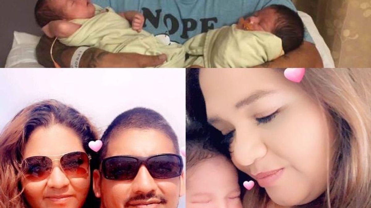 Muere una mujer de 36 años por coronavirus tras dar a luz a sus gemelos