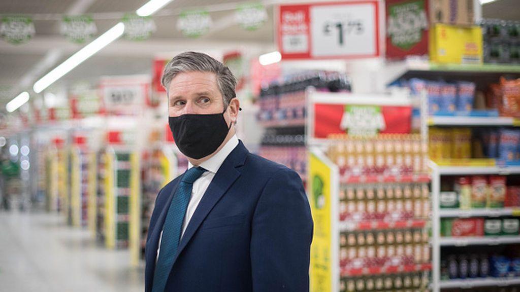 Los laboristas quieren apoderarse del mensaje nacionalista de Johnson