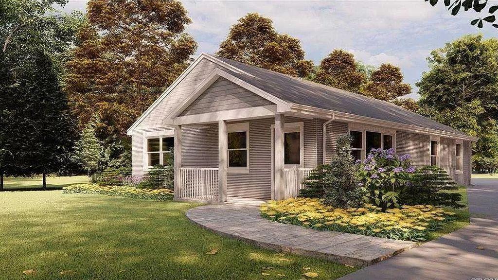 Más barata y más ecológica: así es la casa impresa en 3D que se vende en Nueva York