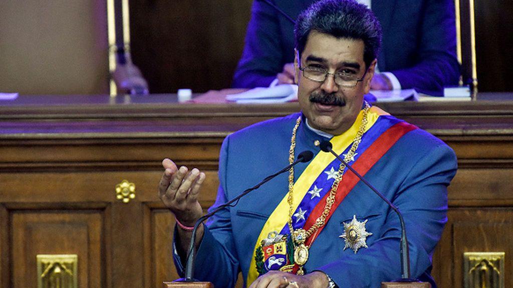 """Maduro acusa al gobierno de España de """"complice"""" de conspiración contra Venezuela"""