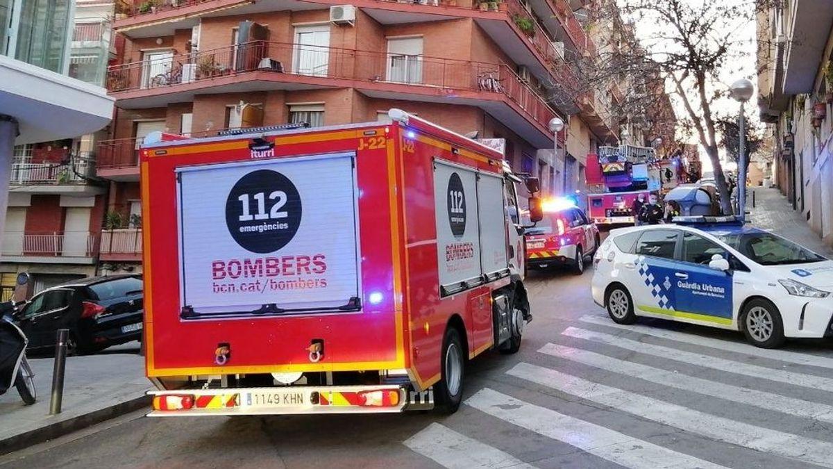 Un hombre muere al derrumbarse el techo de su habitación en Sabadell