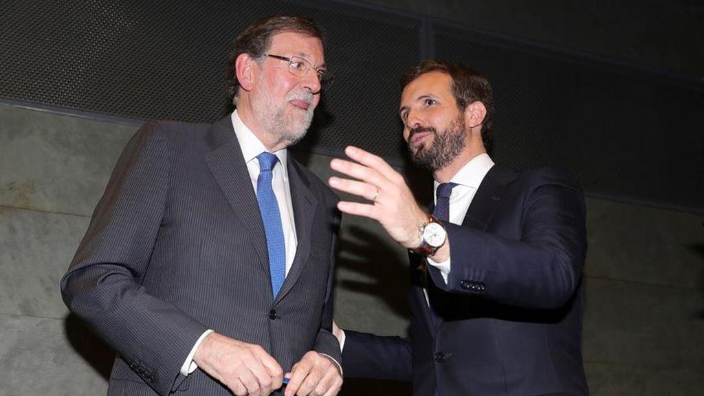 Romper con Rajoy, con la marca PP y vender la sede, las tres vías para superar la maldición de Bárcenas y que Casado no usará