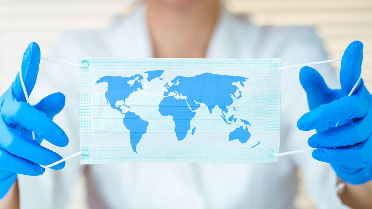 La pandemia deja en el mundo cerca de 400.000 casos en 24 horas y se superan los 106 millones de contagios