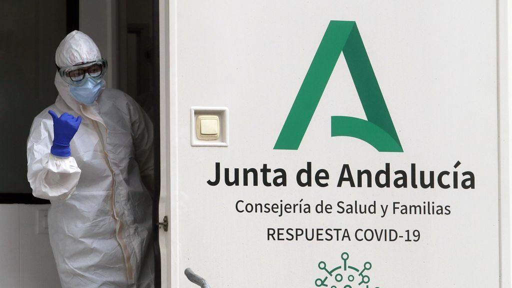 Datos covid Andalucía