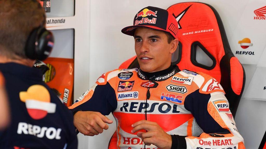 Honda, pendiente de la evolución de Márquez, ya tiene su sustituto por si no llega a la primera carrera en Catar: Stefan Bradl