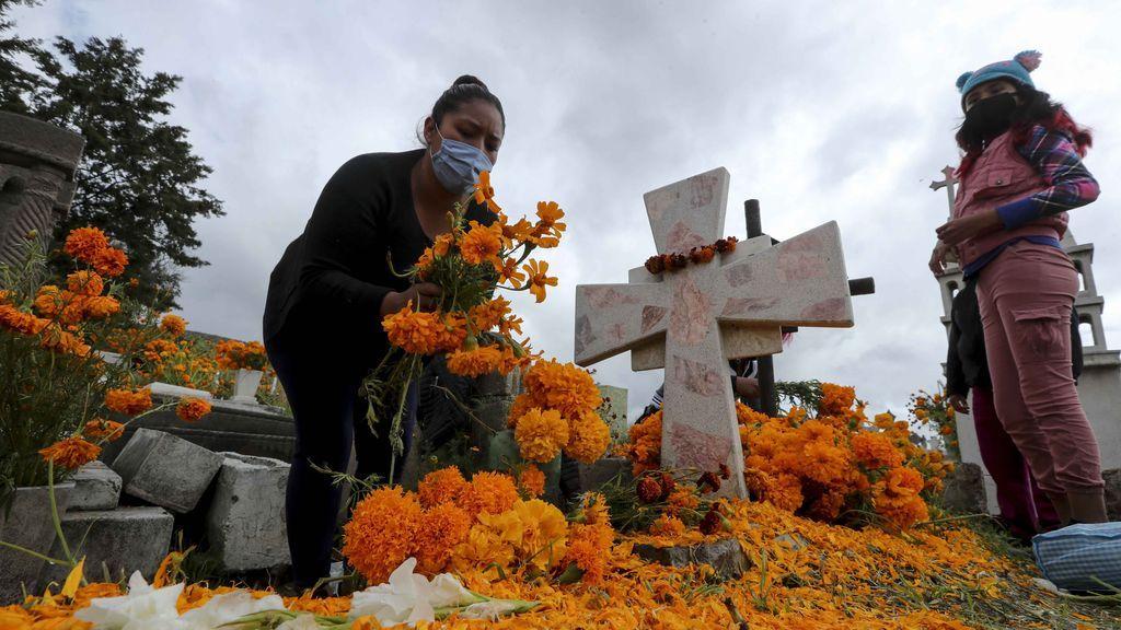 México supera las 166.000 muertes por COVID-19
