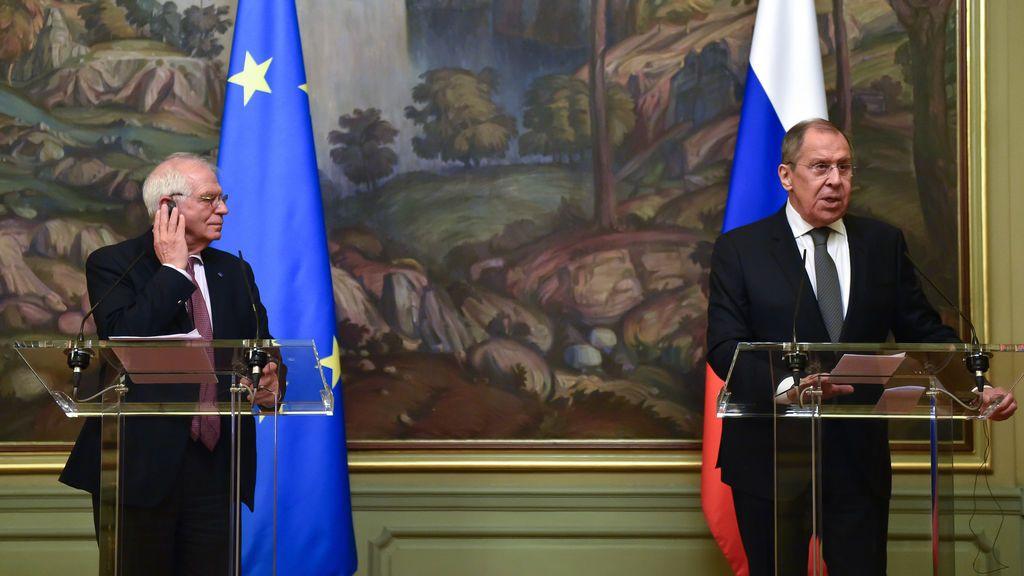 Borrell mantiene hizo lo que tenía que hacer en Rusia