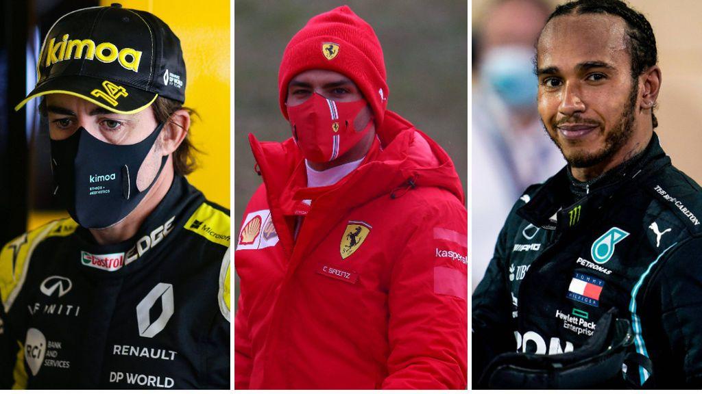 La Fórmula 1 ya tiene completa su parrilla: 20 pilotos con 14 Mundiales entre ellos