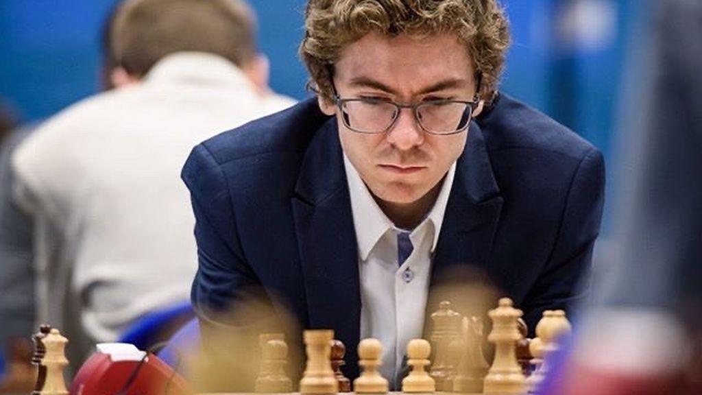David Antón Guijarro ajedrecista