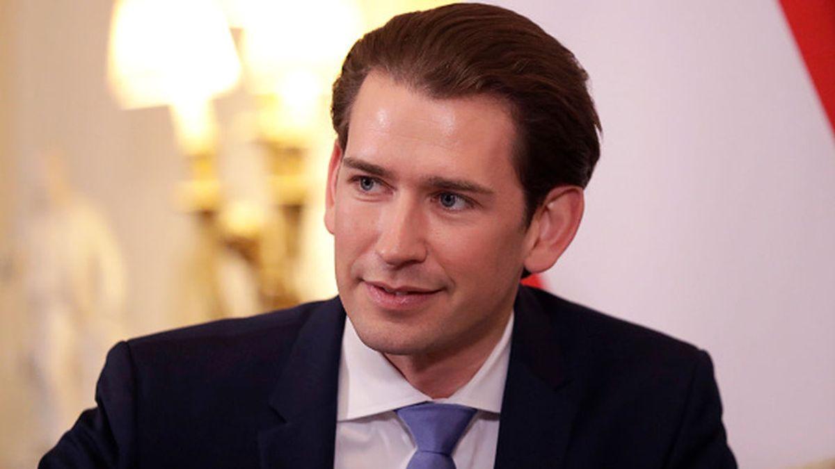 Kurz, cansado del confinamiento, comienza a reabrir la economía austriaca pese al alto número de contagios