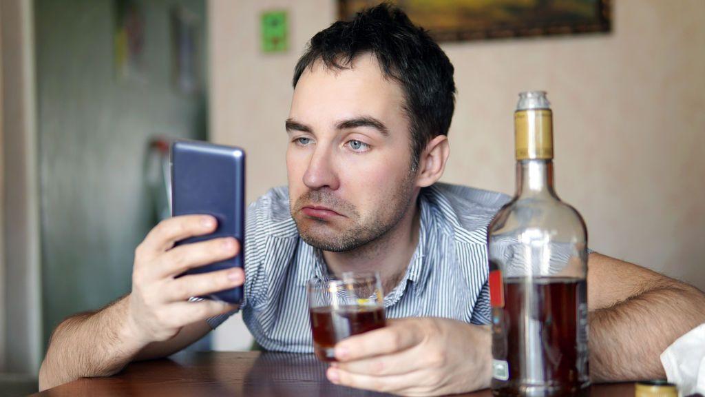 """""""Modo borracho"""" para el móvil."""