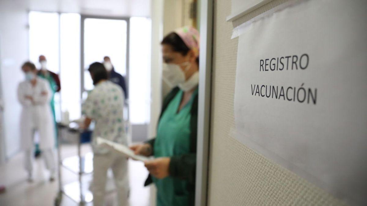 El ritmo de vacunación no se acelera todavía a pesar de la llegada de AstraZeneca
