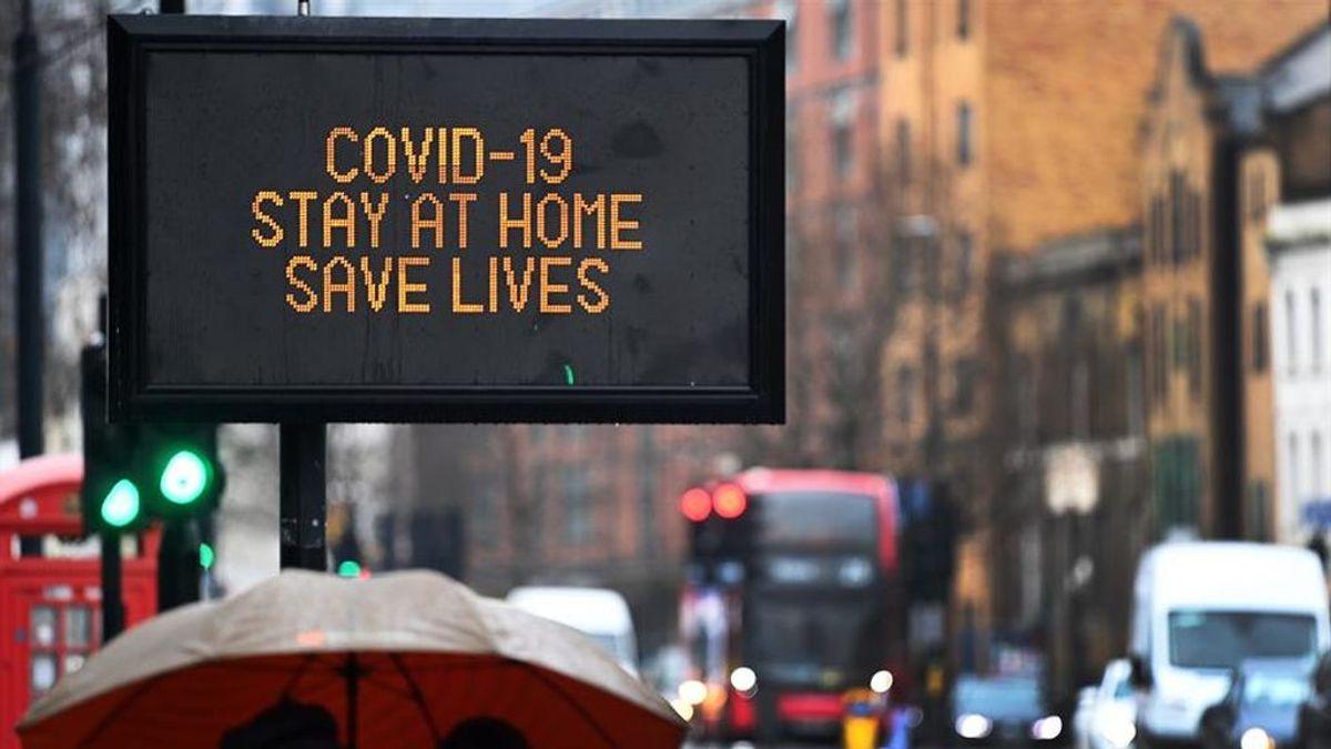 Reino Unido exigirá a los viajeros dos pruebas de covid durante la cuarentena