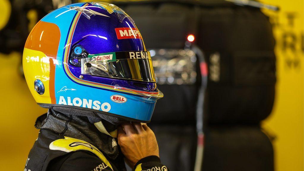 ¿Cuándo correrá Fernando Alonso por primera vez con Alpine?
