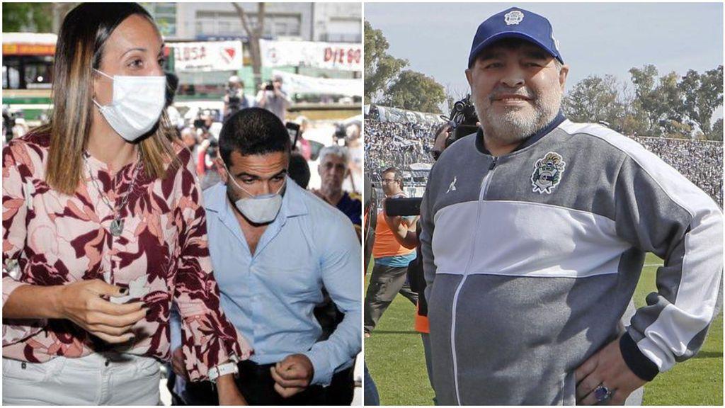 Los dos enfermeros y el psicólogo incluidos en la investigación de Maradona podrían haber advertido del estado real de salud de Diego