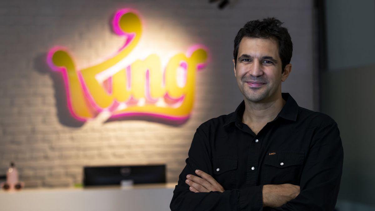 """Oriol Canudas, VP Head of New Games en King: """"los videojuegos han sido una vía de escape en la pandemia"""""""