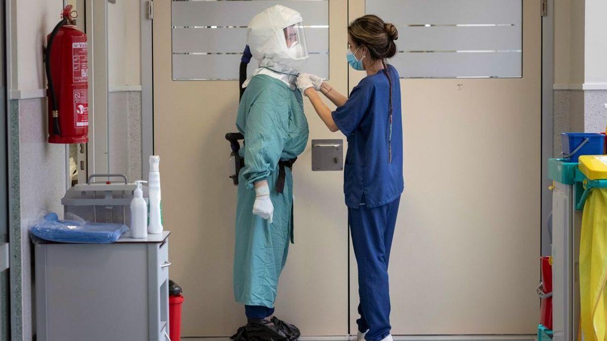 España supera los 3 millones de casos de coronavirus