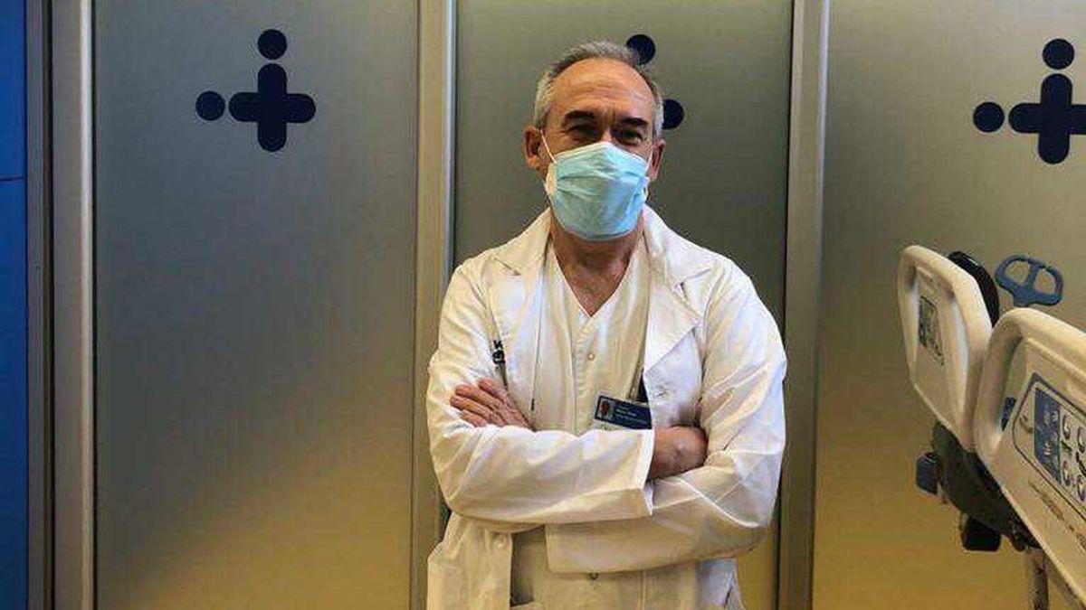 """""""Mi obligación es estar"""": dos médicos jubilados nos cuentan su regreso a los hospitales por la covid"""