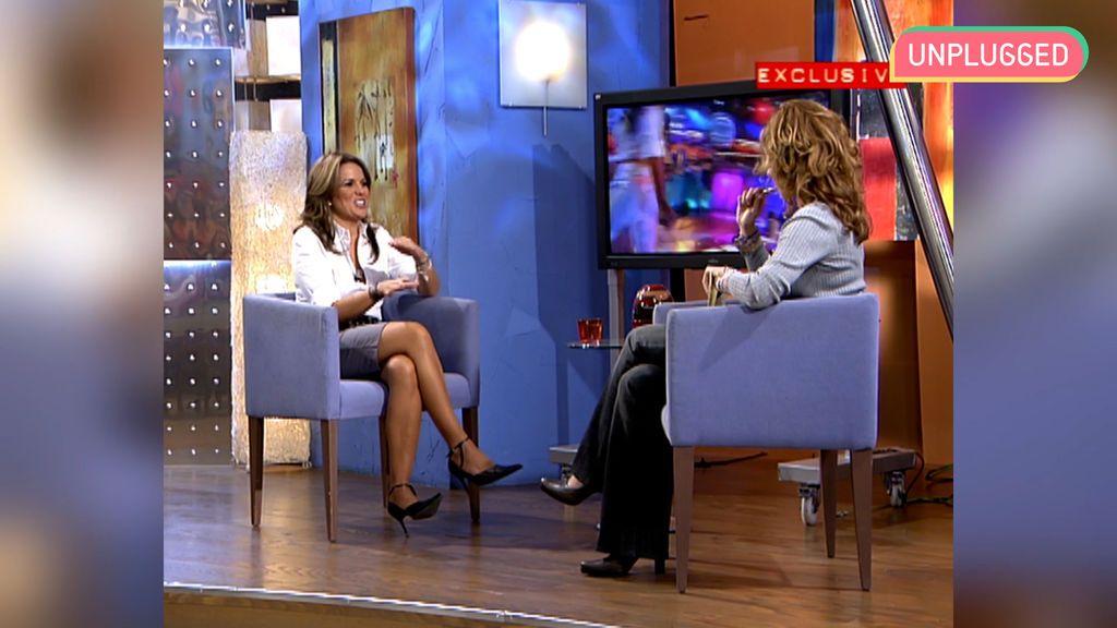Marta López en 'A tu lado'