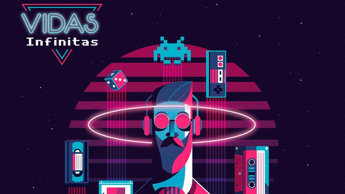 Vidas Infinitas: tu nuevo podcast  de videojuegos favorito
