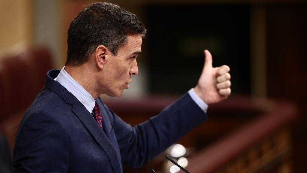 Sánchez comparecerá en el Congreso el día 24 de febrero para informar del estado de alarma