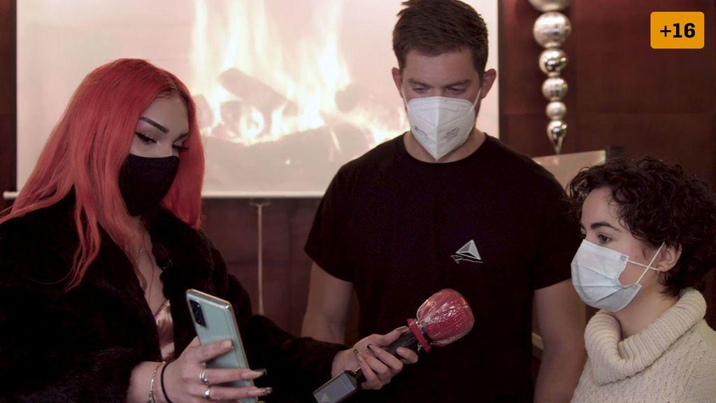 Selena Milán se topa con un novio controlador y le descubre a su novia todo lo que esconde (1/2)