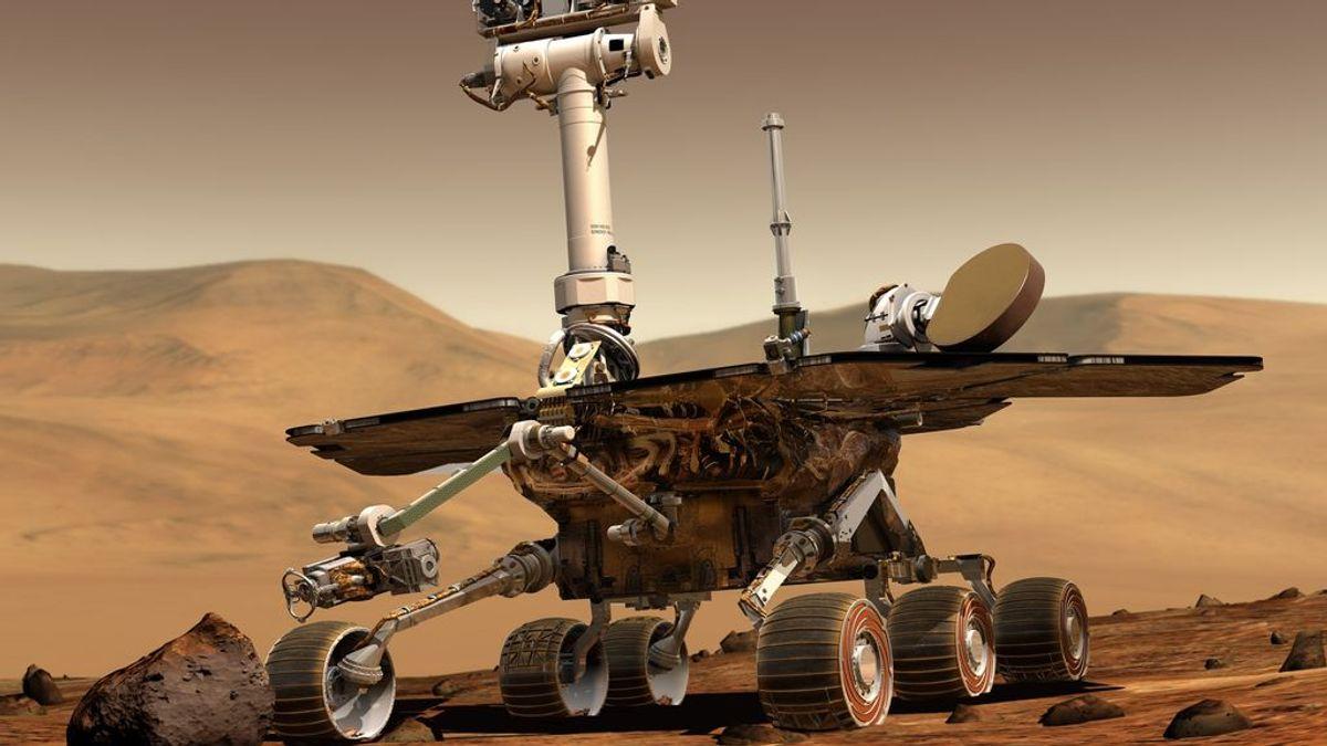 Tres misiones espaciales llegan a Marte en una semana para estudiar su atmósfera y buscar restos de vida