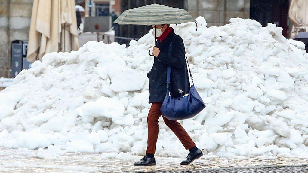 """El """"excepcional"""" enero en España: el más húmedo del siglo, uno de los más fríos, pero con un récord de calor"""