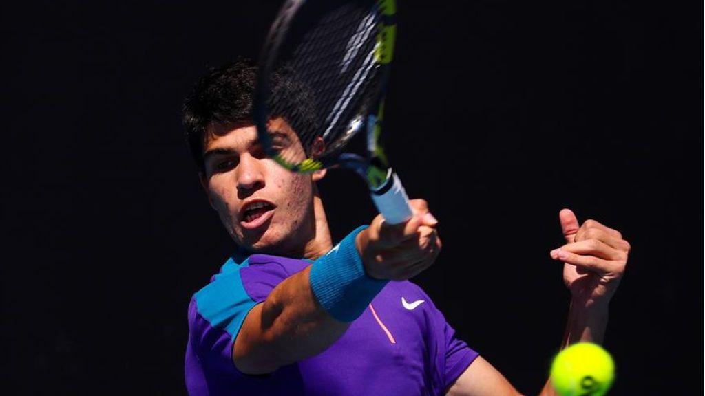 Carlos Alcaraz, tras los pasos de Nadal: así se forja el futuro del tenis español