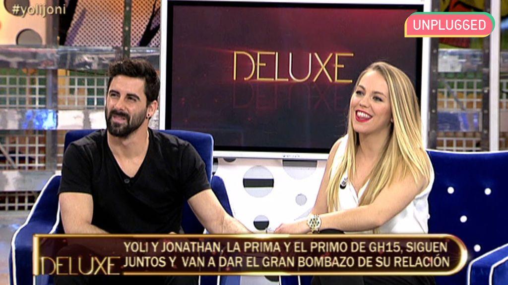 Jonathan y Yoli en 'Sábado Deluxe'