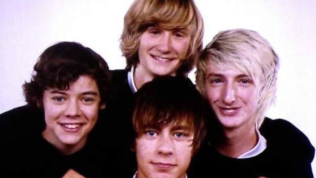 """Así era White Skimo, la primera banda de Harry Styles con la que ganó en una """"batalla de bandas"""""""
