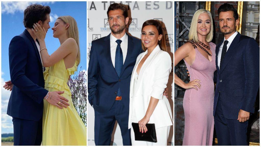 De Brooklyn Beckham a Chenoa: estos son los famosos que darán el 'sí, quiero' a su pareja en este 2021.