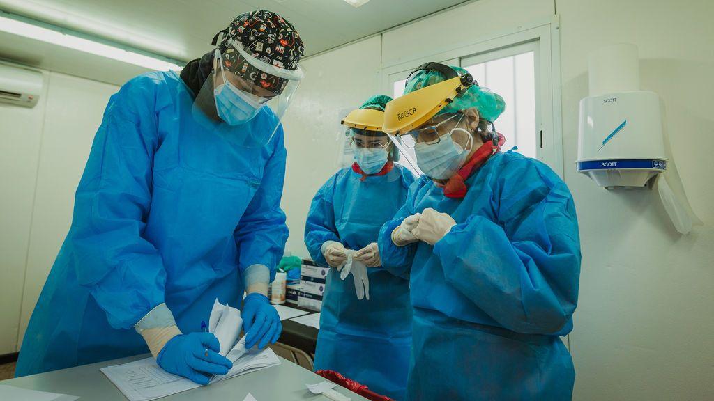 Los muertos por coronavirus en España siguen al alza