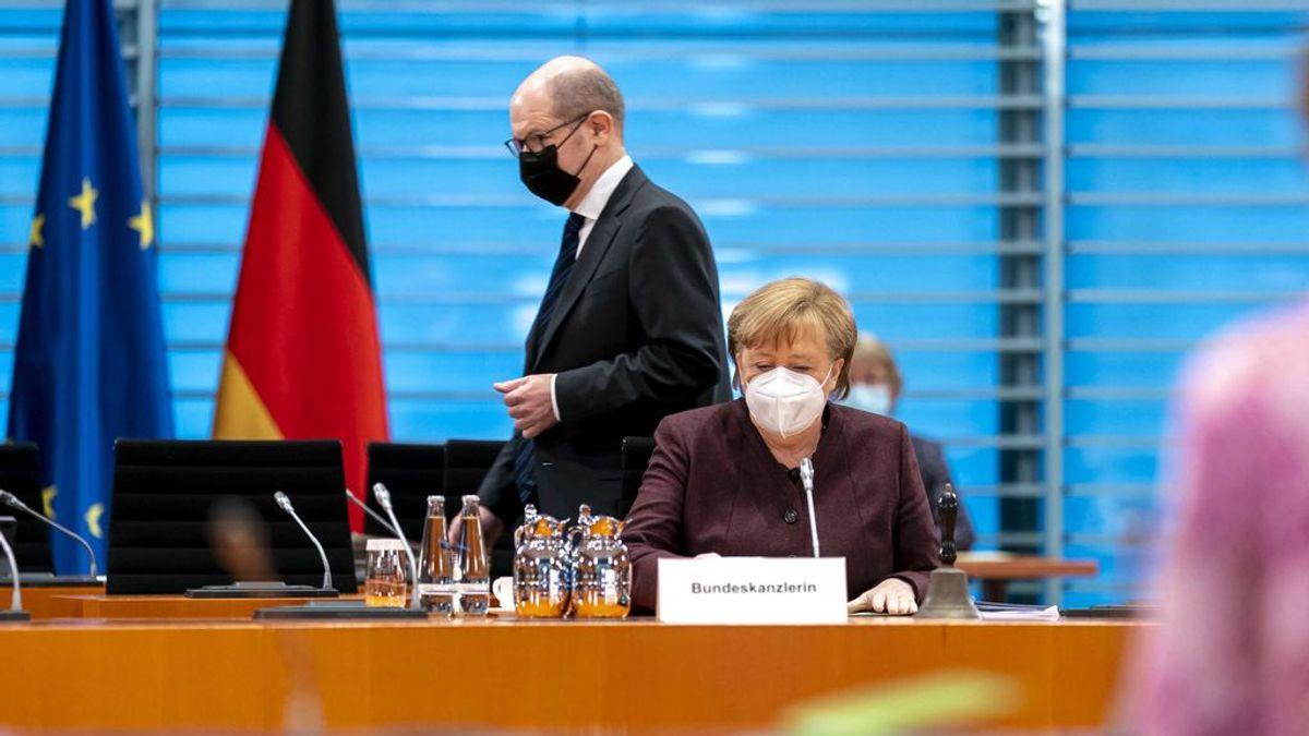 """Alemania reabrirá escuelas y guarderías aunque alarga la mayoría de """"restricciones duras"""" anti-covid"""