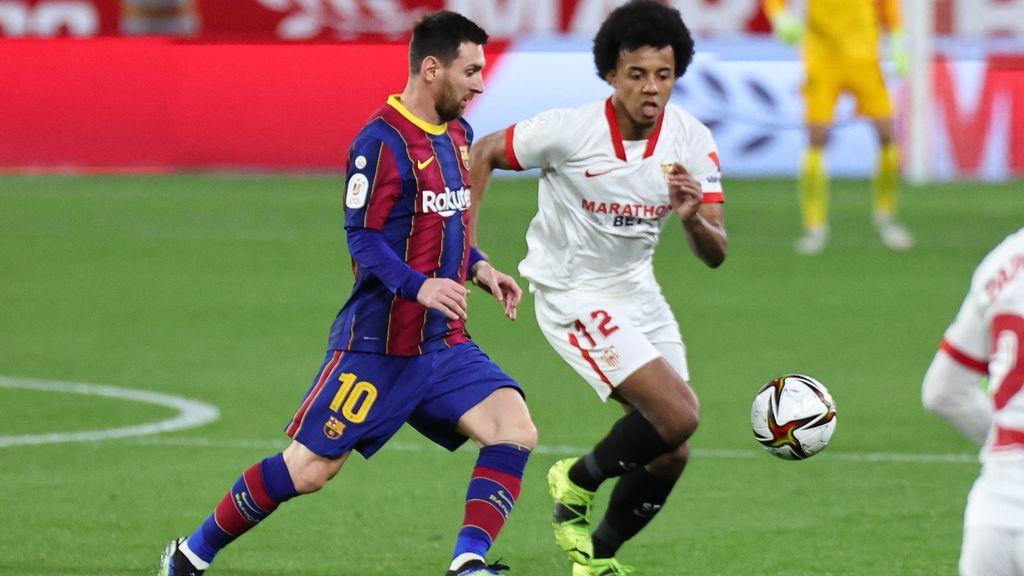 Sigue en directo el Sevilla-Barcelona de las semifinales de la Copa del Rey