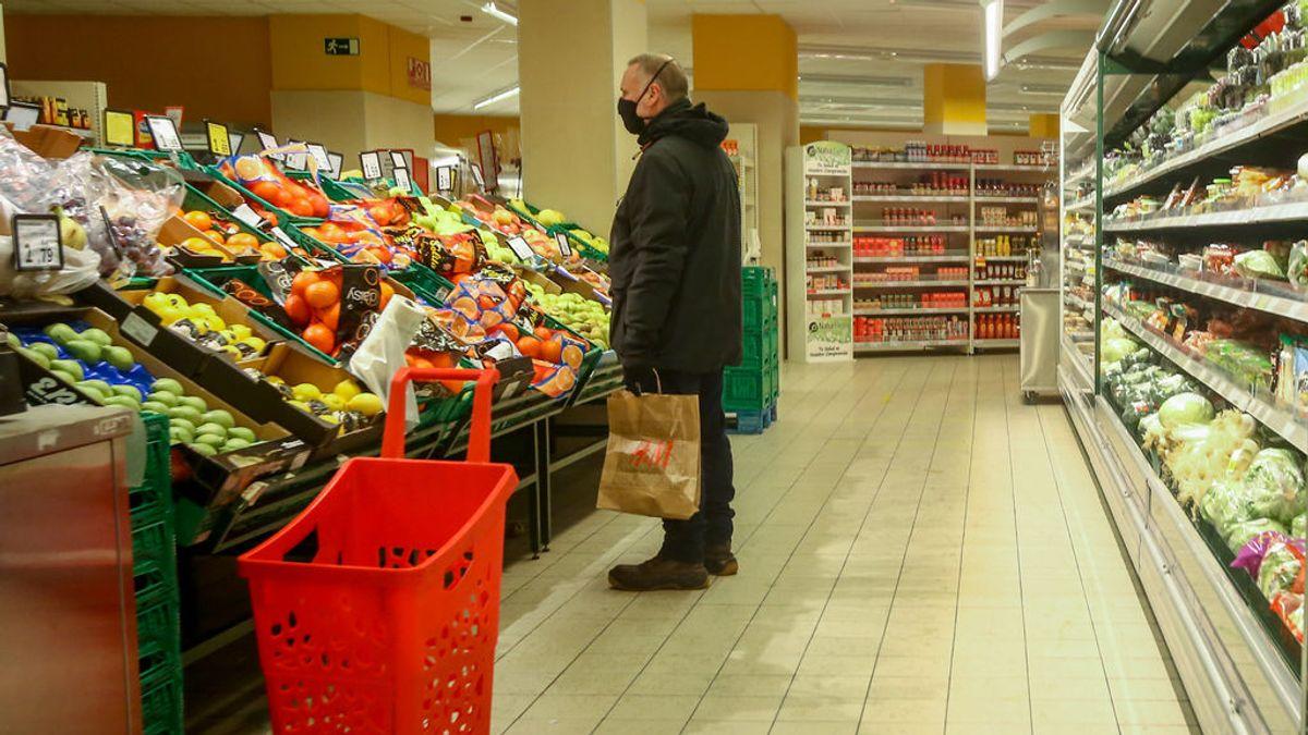 La cesta de la compra de las familias sufre el mayor cambio  de su historia