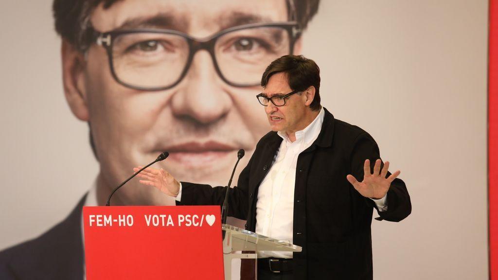 """Illa reprocha a Iglesias que custione la calidad democrática en España: """"No vale todo en campaña electoral"""""""