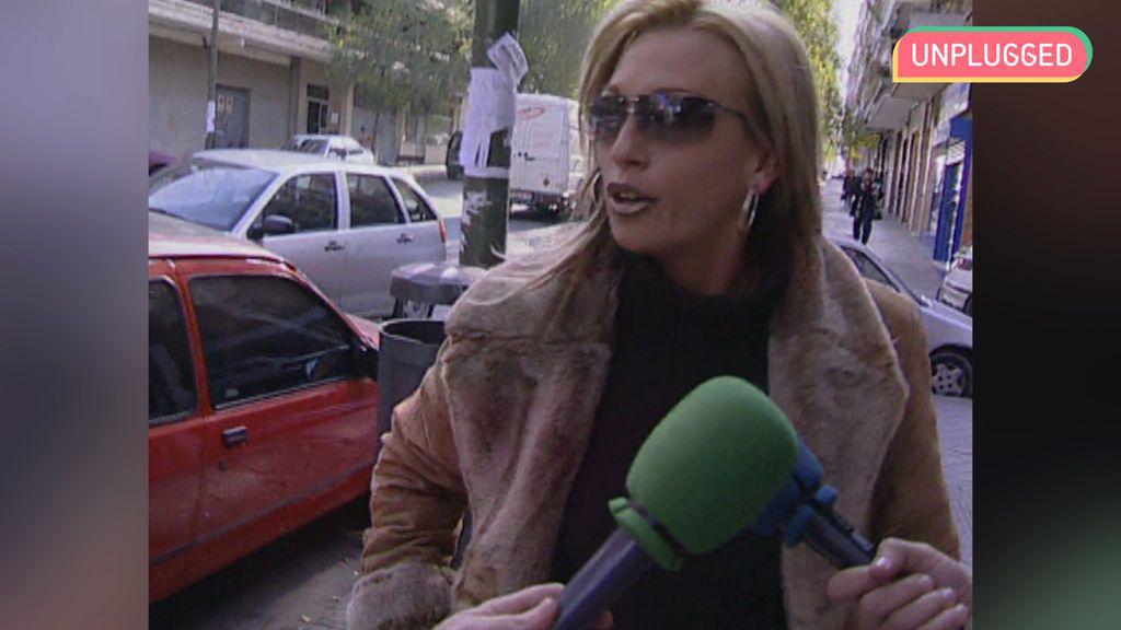 Belén Esteban en 2001