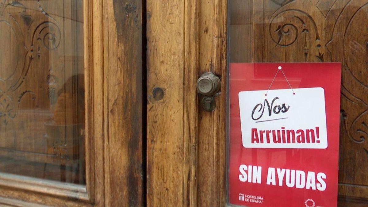 Más de 2.000 hosteleros de Castellón abrirán el próximo día 16 de febrero presentarán un recurso contra del cierre de bares y restaurantes