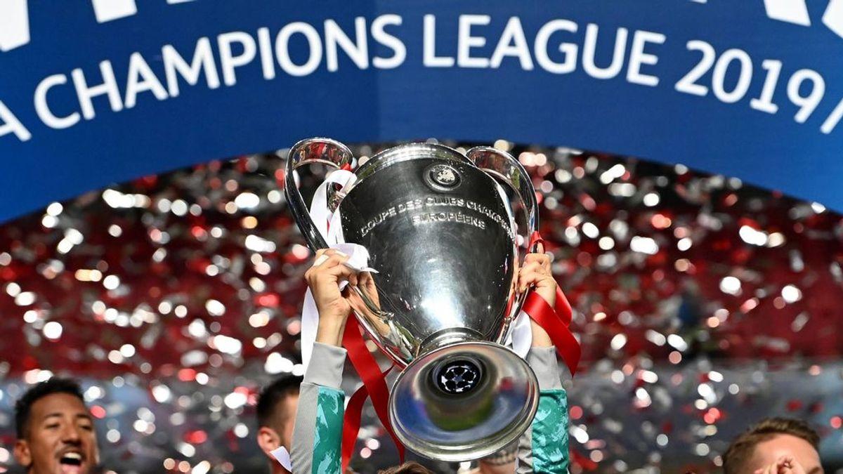 Así es la nueva Champions: más equipos, el doble de partidos y adiós a la fase de grupos