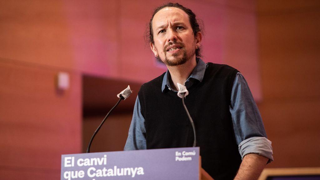 La estrategia de Iglesias en las eleciones catalanas tensiona de nuevo el Gobierno de coalicion