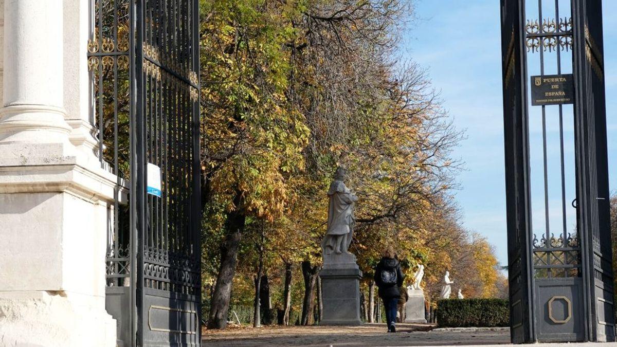 El parque del Retiro reabrirá sólo algunas zonas el 22 de febrero, más de 40 días después de Filomena